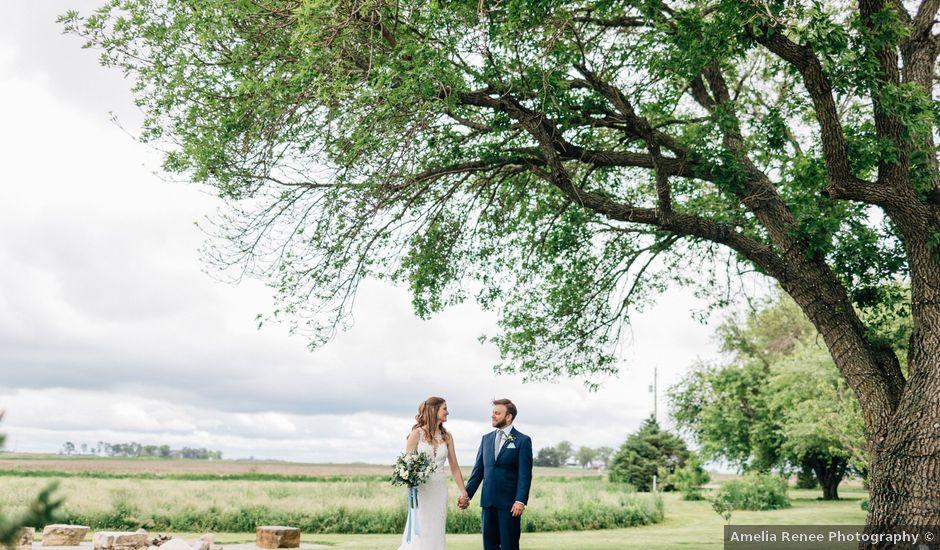 Michael and Kayla's Wedding in Dallas Center, Iowa