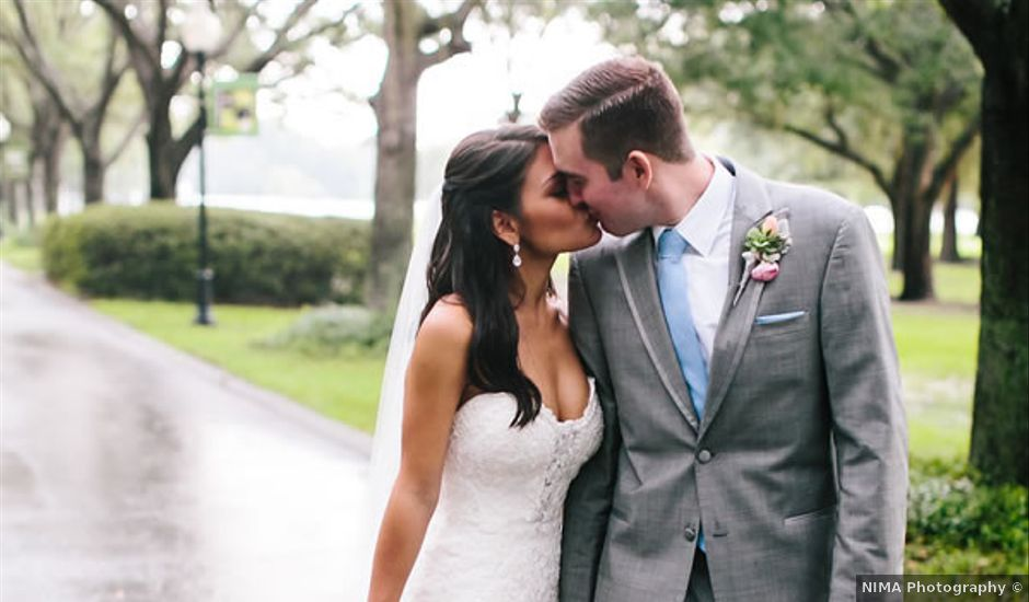 Katie and Travis's Wedding in Orlando, Florida