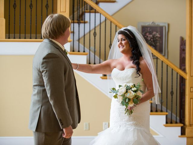 Tori and Jack's Wedding in Morgantown, West Virginia 1