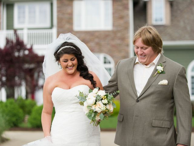 Tori and Jack's Wedding in Morgantown, West Virginia 3