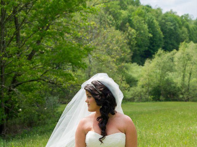 Tori and Jack's Wedding in Morgantown, West Virginia 4