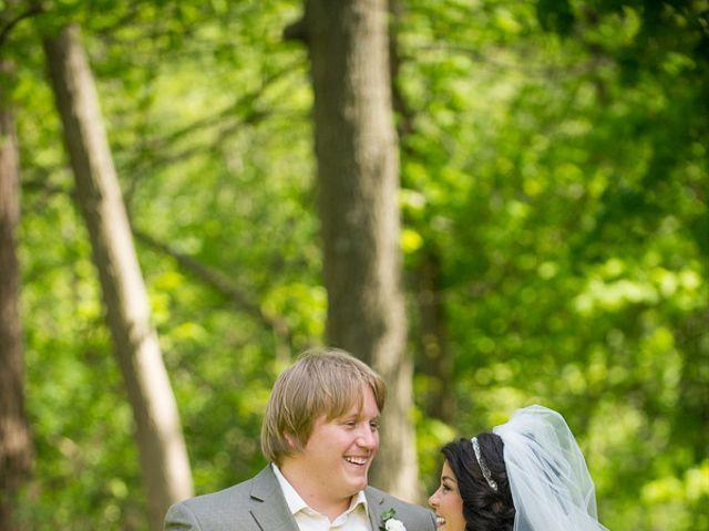 Tori and Jack's Wedding in Morgantown, West Virginia 10
