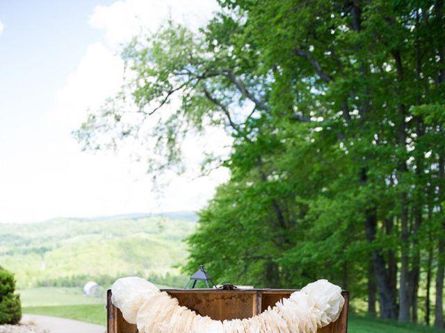 Tori and Jack's Wedding in Morgantown, West Virginia 11