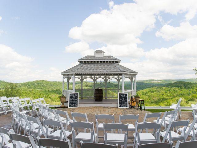 Tori and Jack's Wedding in Morgantown, West Virginia 13