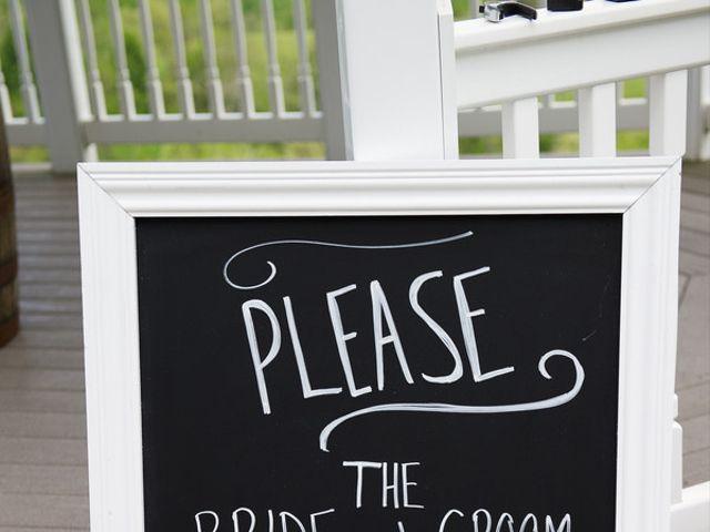 Tori and Jack's Wedding in Morgantown, West Virginia 15