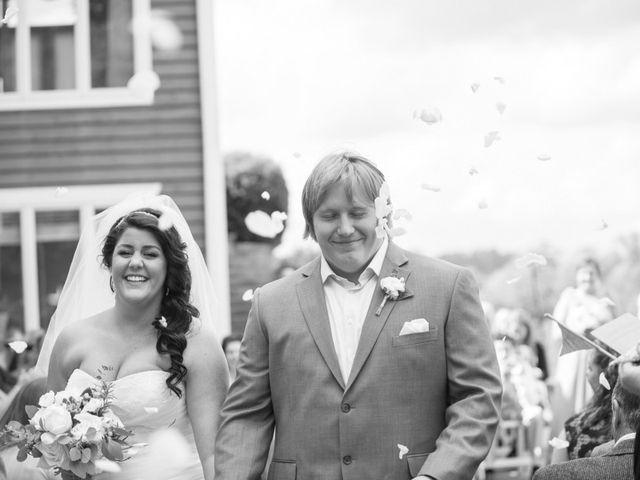 Tori and Jack's Wedding in Morgantown, West Virginia 17