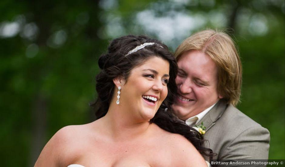 Tori and Jack's Wedding in Morgantown, West Virginia