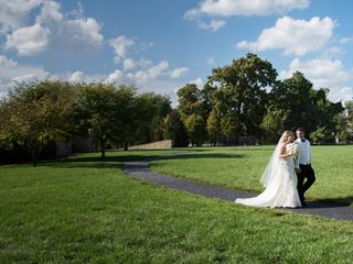 Zachary and Rachel's Wedding in Kansas City, Missouri 3