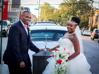 The wedding of Rapheisha and Kelvin 1