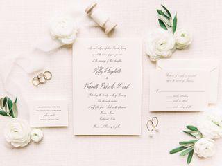 The wedding of Kelly Koenig Lamb and Kenneth Lamb 1