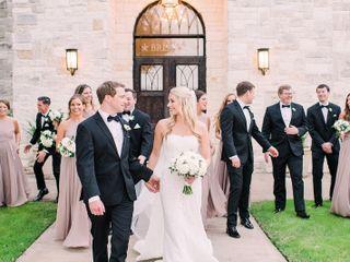 The wedding of Kelly Koenig Lamb and Kenneth Lamb