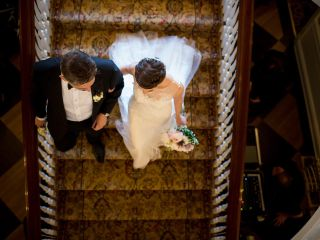 The wedding of Adeline  and William  3