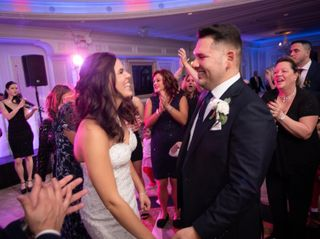 The wedding of Justina and Mitchel 2