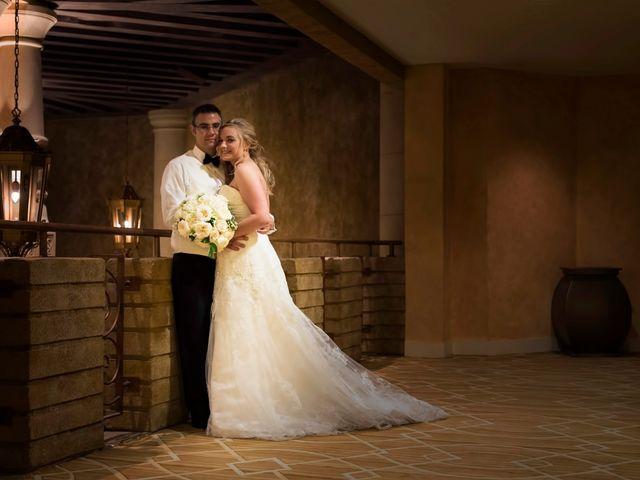 The wedding of Rachel and Zachary