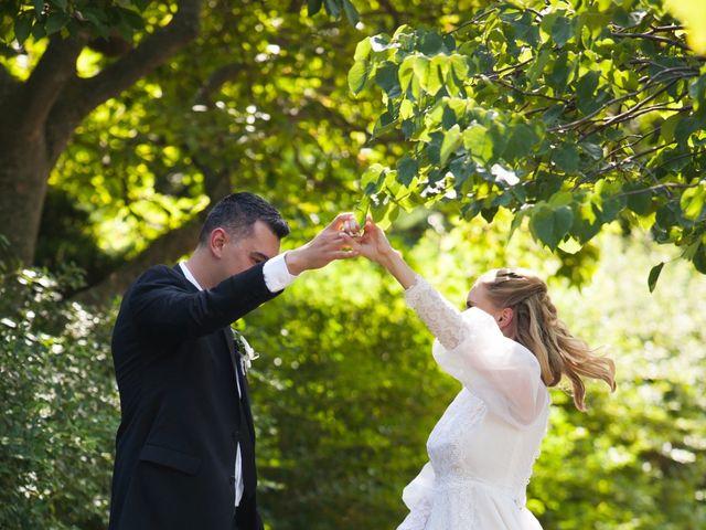 Arman and Lori's Wedding in Evanston, Illinois 6