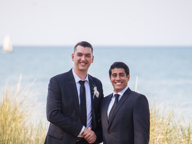 Arman and Lori's Wedding in Evanston, Illinois 10