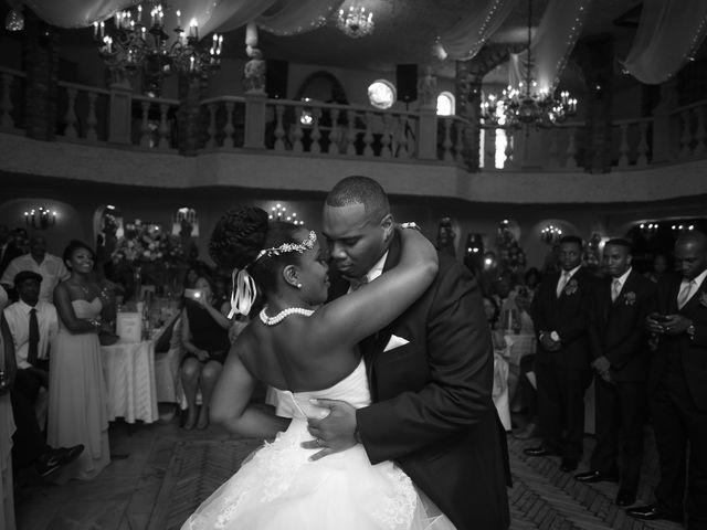 The wedding of Rapheisha and Kelvin