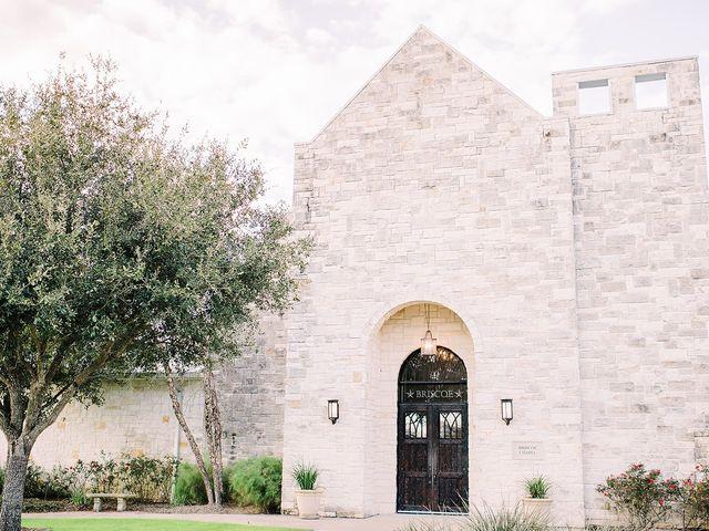 Kenneth Lamb and Kelly Koenig Lamb's Wedding in Houston, Texas 1