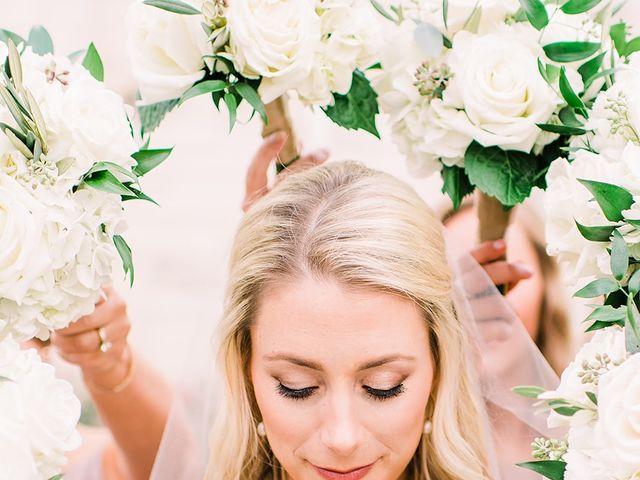 Kenneth Lamb and Kelly Koenig Lamb's Wedding in Houston, Texas 9