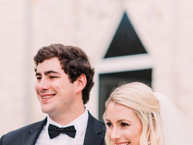 Kenneth Lamb and Kelly Koenig Lamb's Wedding in Houston, Texas 12