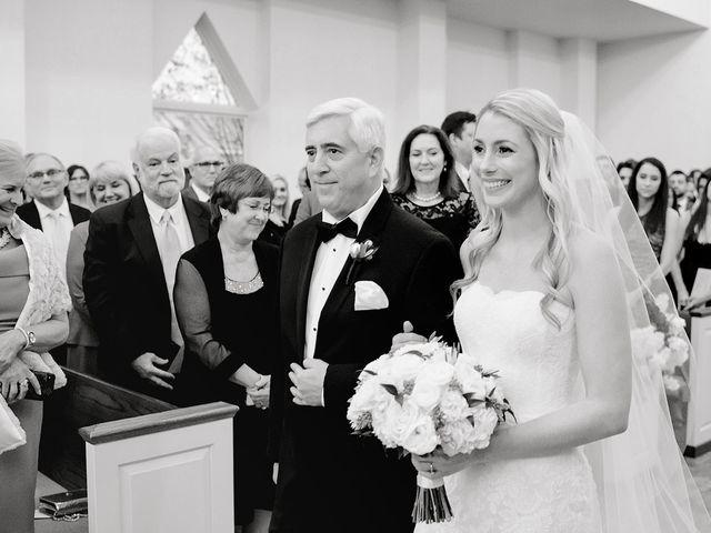 Kenneth Lamb and Kelly Koenig Lamb's Wedding in Houston, Texas 13