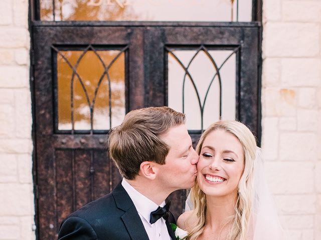 Kenneth Lamb and Kelly Koenig Lamb's Wedding in Houston, Texas 16