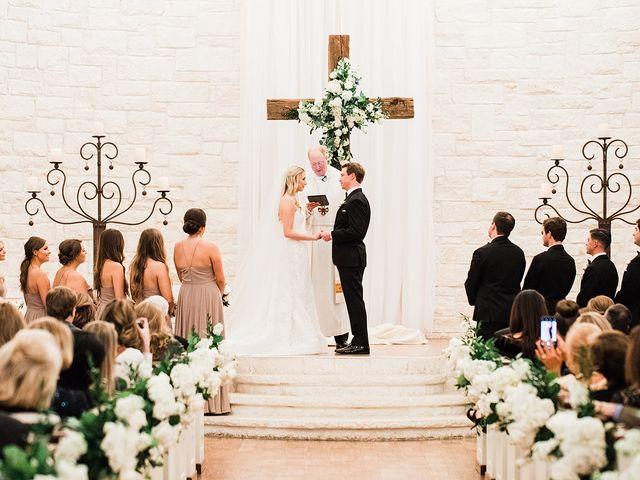 Kenneth Lamb and Kelly Koenig Lamb's Wedding in Houston, Texas 17