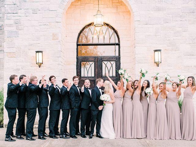 Kenneth Lamb and Kelly Koenig Lamb's Wedding in Houston, Texas 20