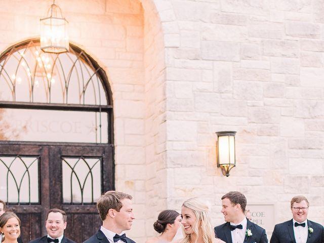 Kenneth Lamb and Kelly Koenig Lamb's Wedding in Houston, Texas 25