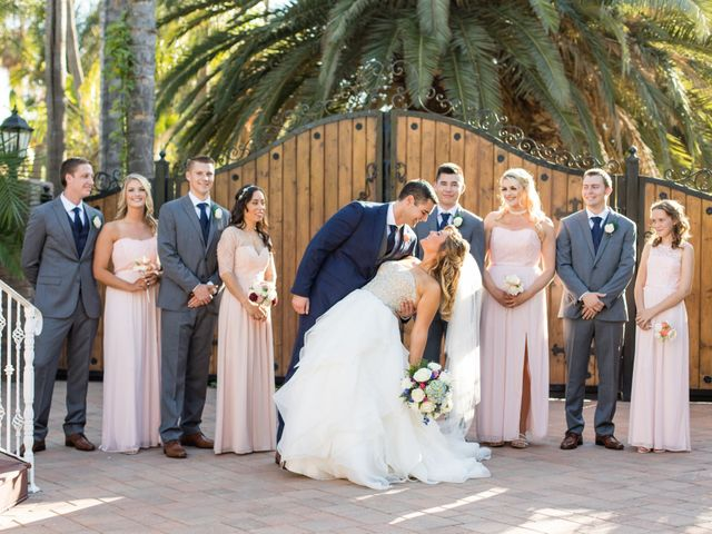 Seth and Lisa's Wedding in Moorpark, California 6