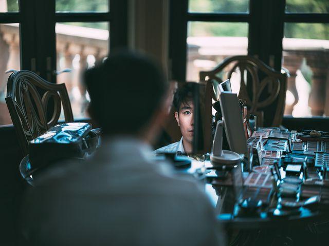 Zhang and evan's Wedding in Long Island City, New York 6