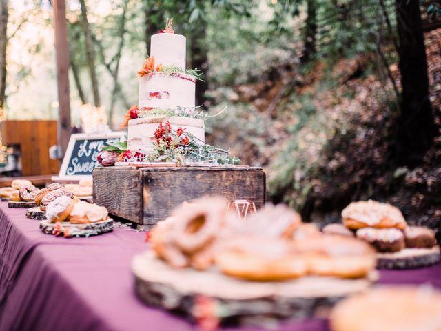 Cameron and Sara's Wedding in Saratoga, California 6