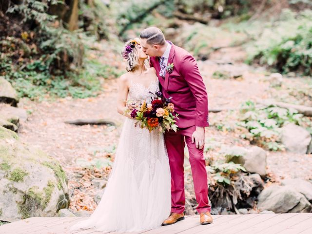 The wedding of Sara and Cameron