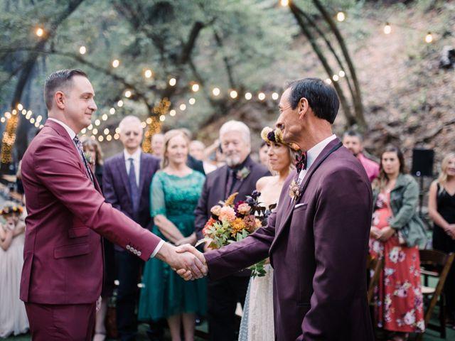 Cameron and Sara's Wedding in Saratoga, California 18