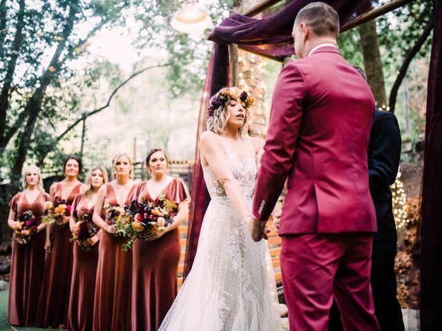 Cameron and Sara's Wedding in Saratoga, California 19