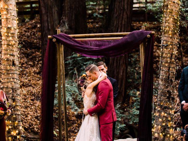 Cameron and Sara's Wedding in Saratoga, California 22