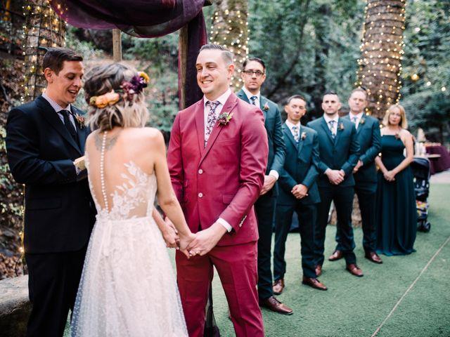 Cameron and Sara's Wedding in Saratoga, California 23