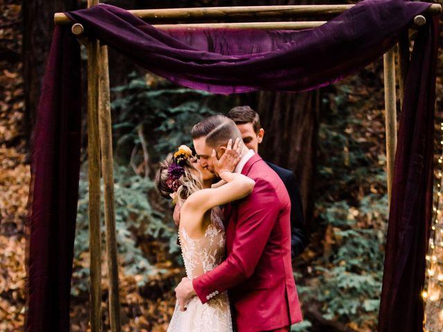 Cameron and Sara's Wedding in Saratoga, California 24
