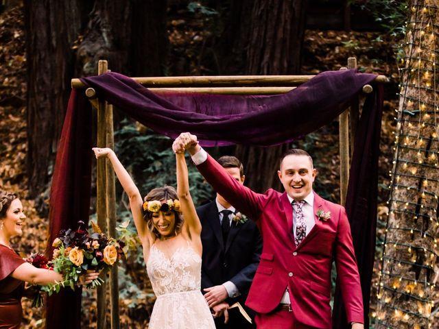 Cameron and Sara's Wedding in Saratoga, California 25