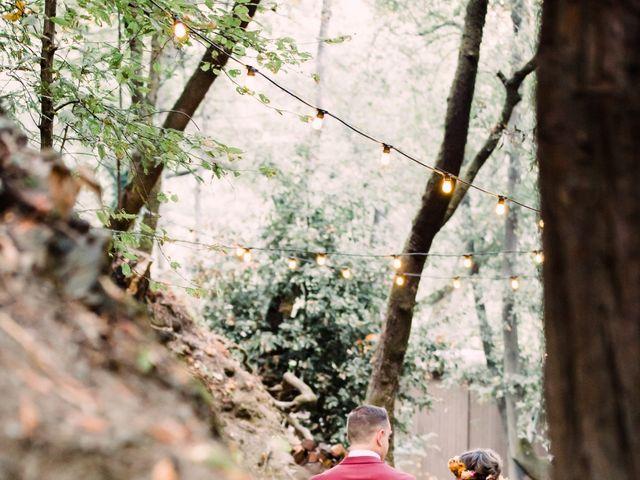 Cameron and Sara's Wedding in Saratoga, California 27