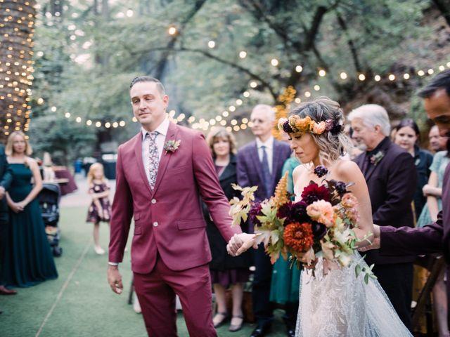 Cameron and Sara's Wedding in Saratoga, California 28