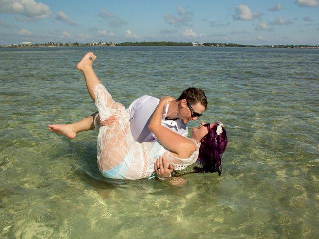 The wedding of Amy and Joe