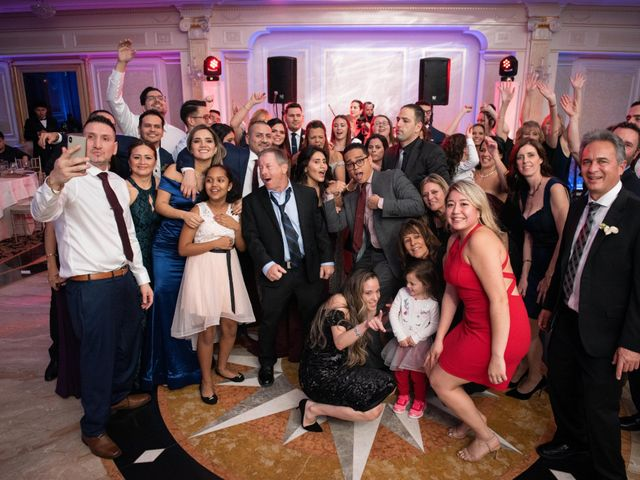 Mitchel and Justina's Wedding in Mineola, New York 54