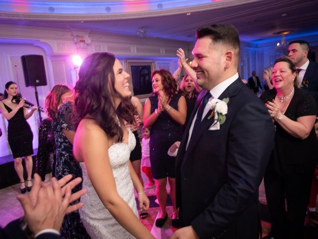 Mitchel and Justina's Wedding in Mineola, New York 55