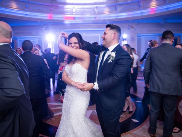 Mitchel and Justina's Wedding in Mineola, New York 58