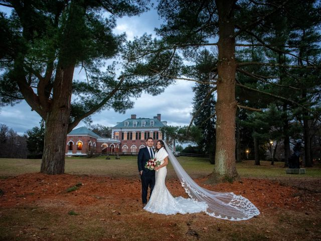 The wedding of Justina and Mitchel