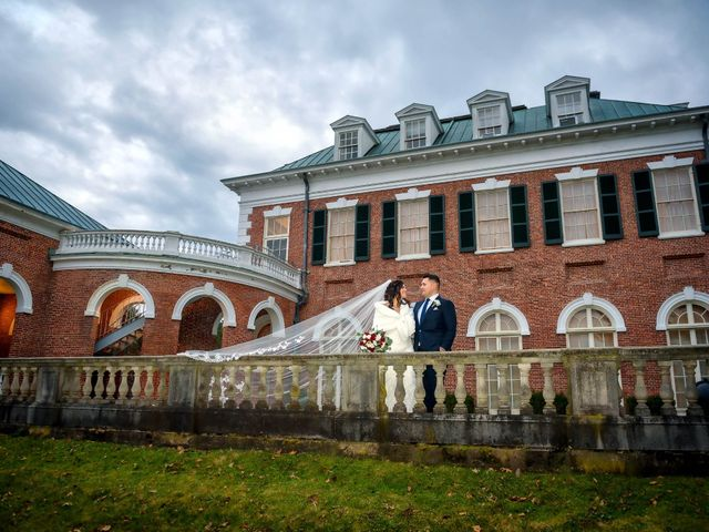 Mitchel and Justina's Wedding in Mineola, New York 1