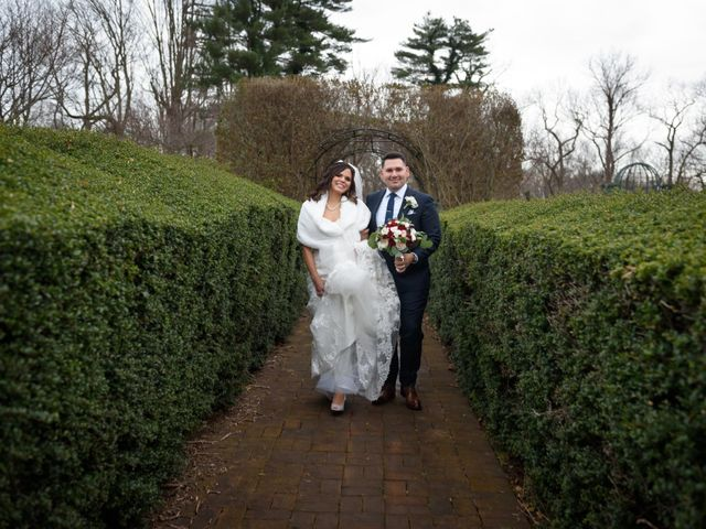 Mitchel and Justina's Wedding in Mineola, New York 39