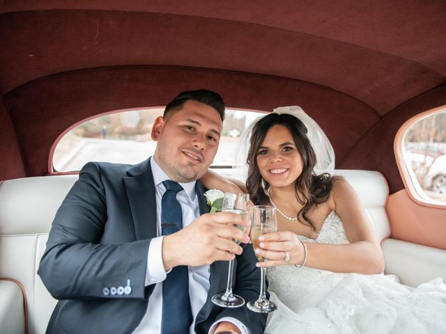 Mitchel and Justina's Wedding in Mineola, New York 34