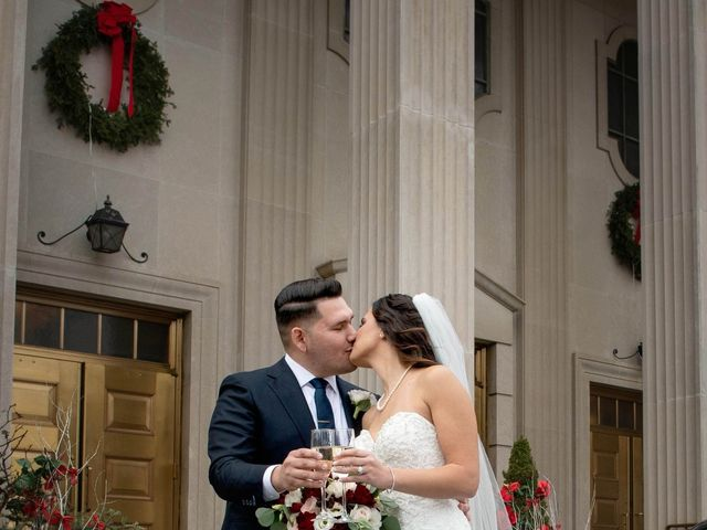 Mitchel and Justina's Wedding in Mineola, New York 29